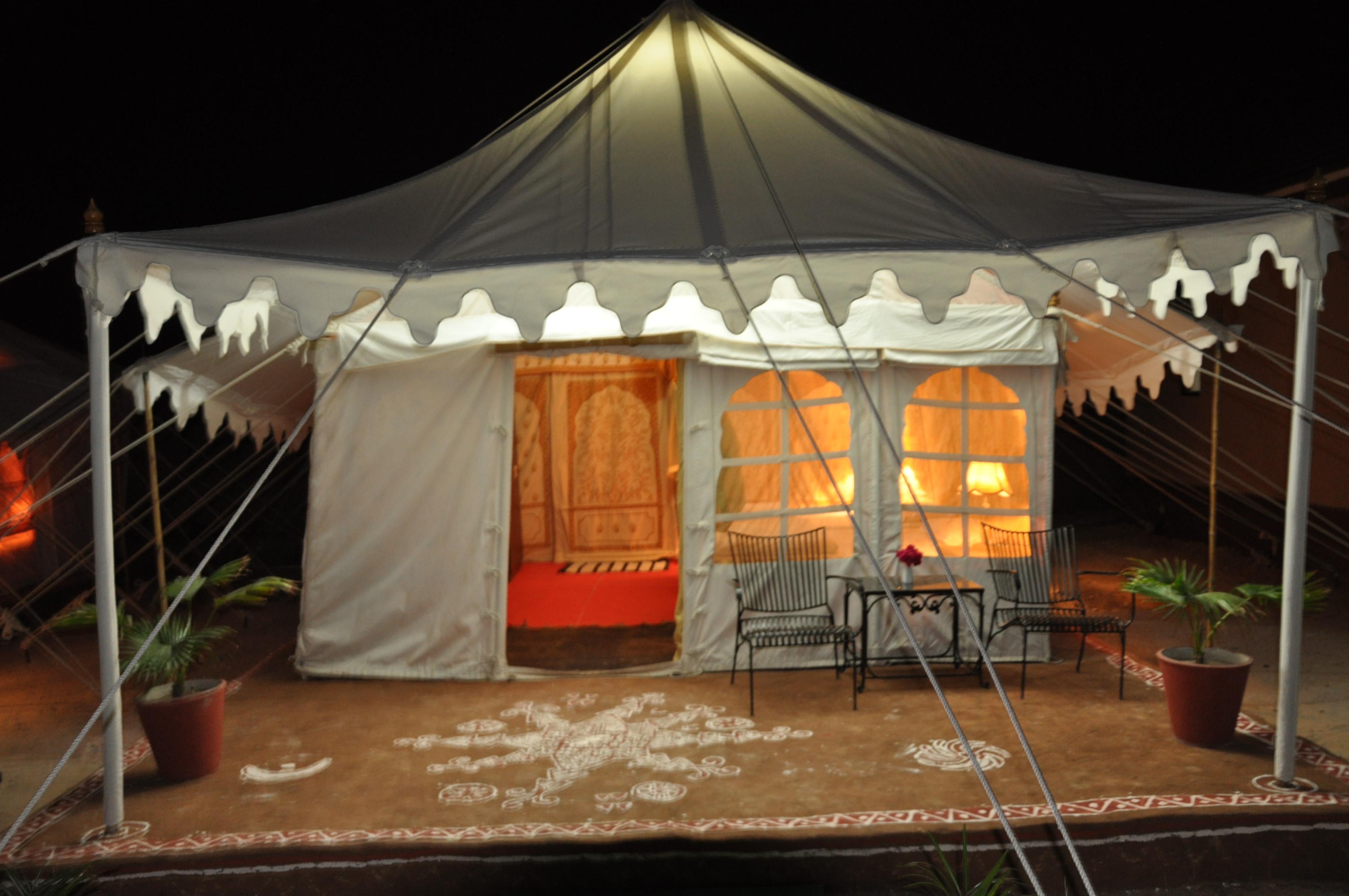 Very affordable rents & Swiss Tent Resort in Jabalpur Rajasthan | Kurjaresort
